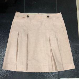 J. Crew Sailor Pink Skirt